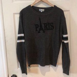 3/$20 Grey Sweater